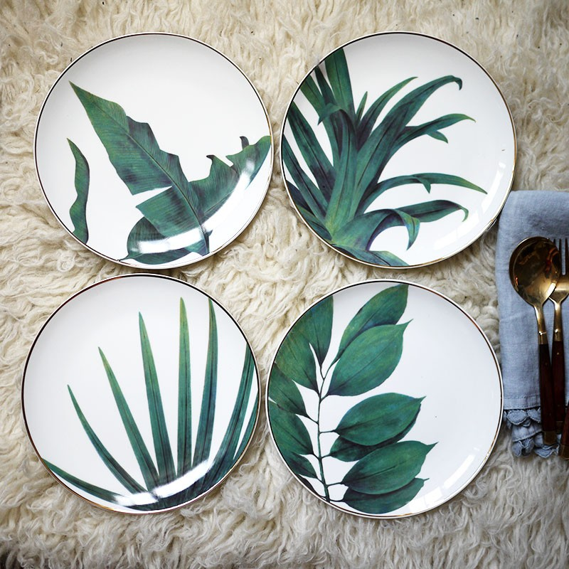 European Rainforest Ceramic...