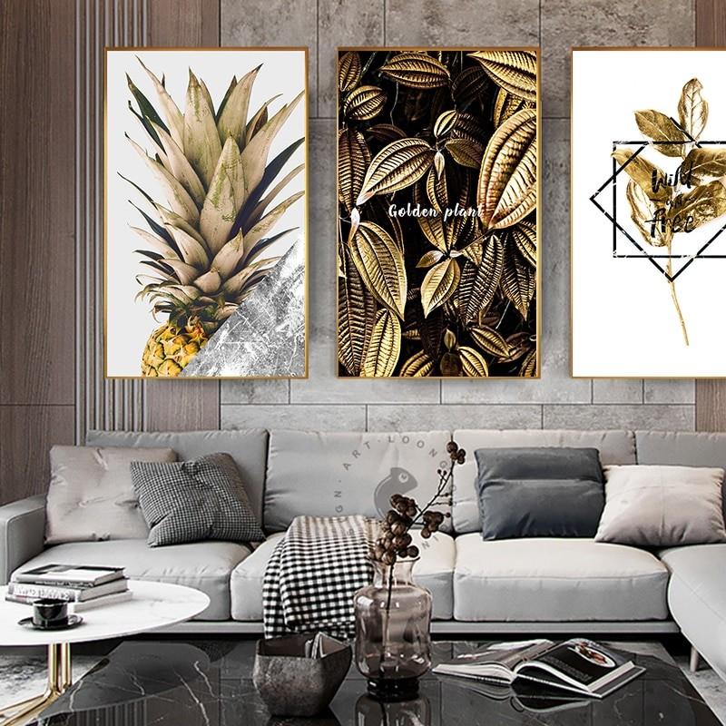 Gold Monstera Plant...
